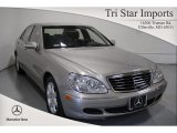 2004 Pewter Silver Metallic Mercedes-Benz S 430 4Matic Sedan #65448669