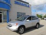 2010 Alabaster Silver Metallic Honda CR-V EX-L AWD #65448436