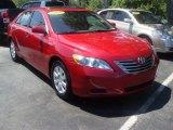 2008 Barcelona Red Metallic Toyota Camry Hybrid #65448419