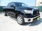 2010 Black Toyota Tundra Texas Edition Double Cab #65448620