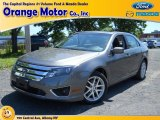 2010 Sterling Grey Metallic Ford Fusion SEL V6 AWD #65448596