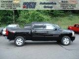 2012 Black Chevrolet Silverado 1500 LTZ Crew Cab 4x4 #65448559