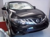 2011 Super Black Nissan Murano CrossCabriolet AWD #65481852