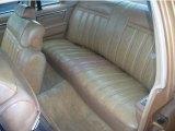 Oldsmobile Delta 88 Interiors