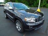 2012 Maximum Steel Metallic Jeep Grand Cherokee Limited 4x4 #65481467