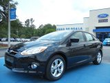 2012 Black Ford Focus SE Sport Sedan #65480973