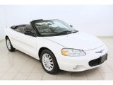2002 Chrysler Sebring Stone White
