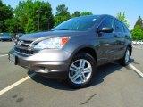 2010 Urban Titanium Metallic Honda CR-V EX #65481423