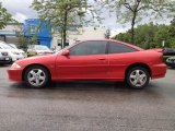 2002 Bright Red Chevrolet Cavalier Z24 Coupe #65481695