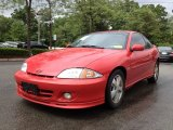 2002 Chevrolet Cavalier Bright Red