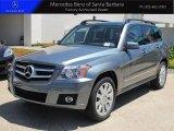 2012 Sapphire Grey Metallic Mercedes-Benz GLK 350 #65480907