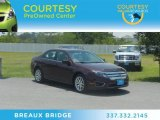 2011 Bordeaux Reserve Metallic Ford Fusion SEL V6 #65481685