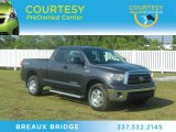 2011 Magnetic Gray Metallic Toyota Tundra TRD Double Cab 4x4 #65481676