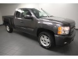 2010 Taupe Gray Metallic Chevrolet Silverado 1500 LT Extended Cab #65481391