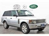 2004 Zambezi Silver Metallic Land Rover Range Rover HSE #65481658