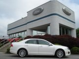 2011 White Suede Ford Fusion SEL #65480825