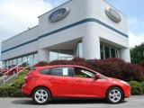 2012 Race Red Ford Focus SE Sport 5-Door #65480814