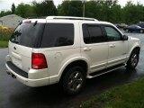 2004 Ford Explorer Ceramic White Tri Coat Metallic