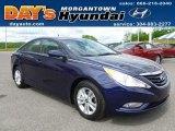 2013 Indigo Night Blue Hyundai Sonata GLS #65481628