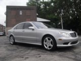 2004 Brilliant Silver Metallic Mercedes-Benz S 500 4Matic Sedan #65481324
