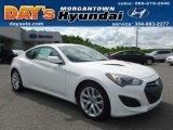 2013 Monaco White Hyundai Genesis Coupe 2.0T Premium #65481623