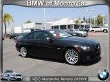 2009 Black Sapphire Metallic BMW 3 Series 328i Coupe #65481292