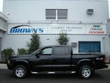 2003 Black Dodge Dakota SXT Quad Cab 4x4 #6529895