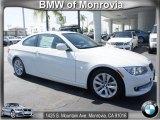 2012 Alpine White BMW 3 Series 328i Coupe #65481265