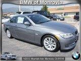 2012 Space Grey Metallic BMW 3 Series 328i Coupe #65481259