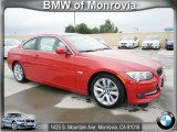 2012 Crimson Red BMW 3 Series 328i Coupe #65481257