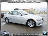 2012 Titanium Silver Metallic BMW 3 Series 328i Coupe #65481255