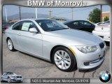 2012 Titanium Silver Metallic BMW 3 Series 328i Coupe #65481254