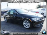 2012 Jet Black BMW 3 Series 328i Coupe #65481253