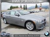 2012 Space Grey Metallic BMW 3 Series 328i Coupe #65481252