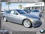 2012 Space Grey Metallic BMW 3 Series 328i Coupe #65481251