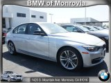 2012 Glacier Silver Metallic BMW 3 Series 328i Sedan #65481246
