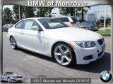 2012 Mineral White Metallic BMW 3 Series 335i Coupe #65481243