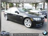 2012 Jet Black BMW 3 Series 335i Coupe #65481240