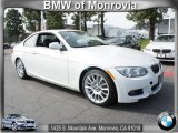2012 Mineral White Metallic BMW 3 Series 328i Coupe #65481234