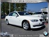 2012 Alpine White BMW 3 Series 335i Convertible #65481227