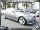 2012 Space Grey Metallic BMW 3 Series 328i Convertible #65481226