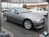 2012 Space Grey Metallic BMW 3 Series 328i Convertible #65481225