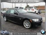 2012 Black Sapphire Metallic BMW 3 Series 328i Convertible #65481220