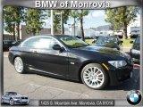 2012 Black Sapphire Metallic BMW 3 Series 328i Convertible #65481219