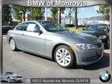 2012 Space Grey Metallic BMW 3 Series 328i Convertible #65481218