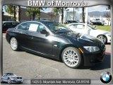 2012 Black Sapphire Metallic BMW 3 Series 328i Convertible #65481216