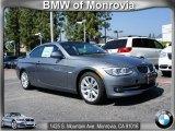 2012 Space Grey Metallic BMW 3 Series 328i Convertible #65481215