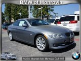 2012 Space Grey Metallic BMW 3 Series 328i Convertible #65481214