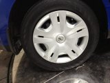 Nissan Versa 2010 Wheels and Tires