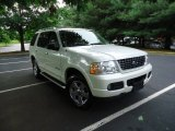2004 Oxford White Ford Explorer Limited 4x4 #65481523